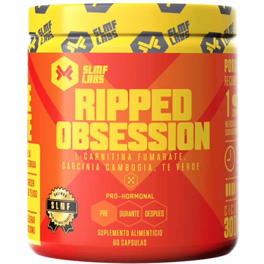 Ripped Obsession 60 Capsulas