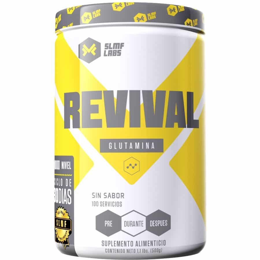 Revival Glutamina 500 Gr