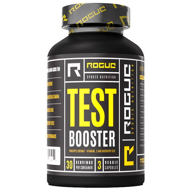Rogue Test Booster 30 Capsulas