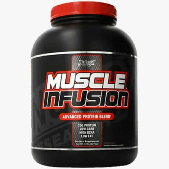 Muscle Infusion Chocolate 5 Lb