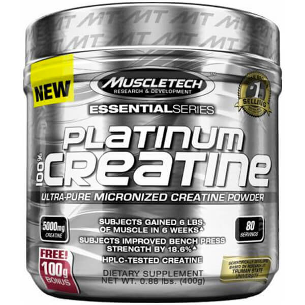 Platinum Creatine 400 Gr