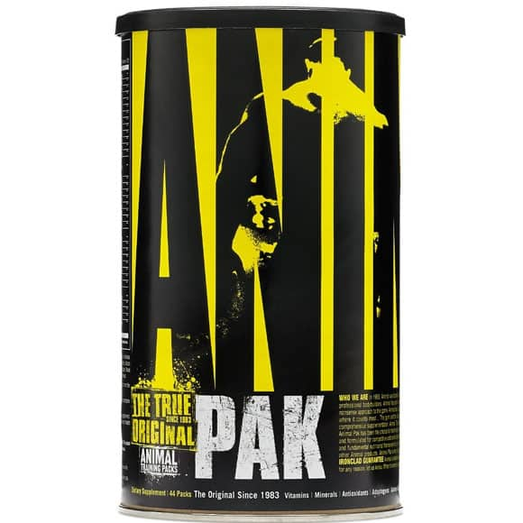 Uni Animal Pak 44 Packs