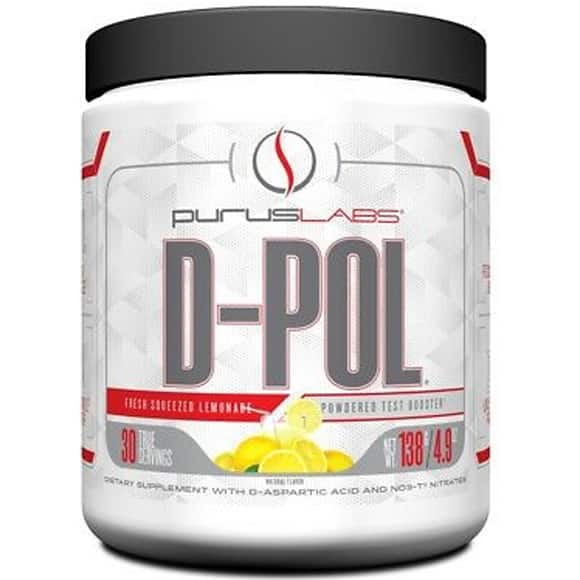 D-POL Powder Lemonade 138 Gr