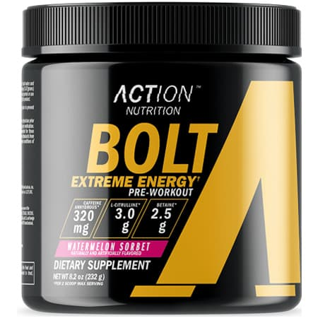 Action BOLT Extreme Energy 232 Gr