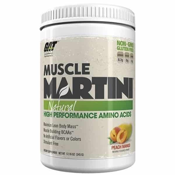 GAT Muscle Martini Natural 345 Gr