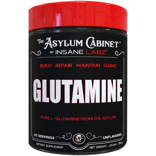 Insane Glutamine 300 Gr